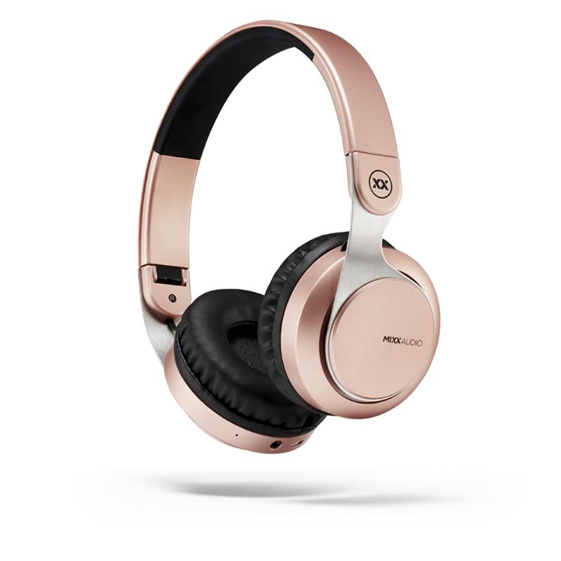 Radiopaq MiXX JX1 Headphones Head-band Rose Gold