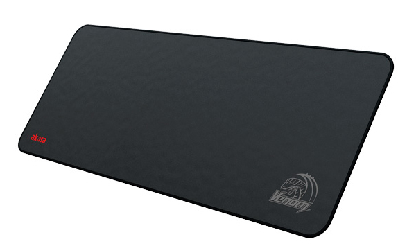 Akasa AK-MPD-05BK mouse pad Black Gaming mouse pad