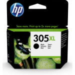 HP 305XL Original Negro 1 pieza(s)