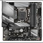 Gigabyte Z590M GAMING X motherboard Intel Z590 Express LGA 1200 micro ATX
