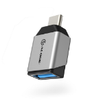 ALOGIC ULCAMN-SGR cable gender changer USB C USB A Gray
