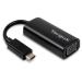 Targus ACA934EUZ adaptador de cable de vídeo 0,17 m USB Tipo C VGA (D-Sub) Negro
