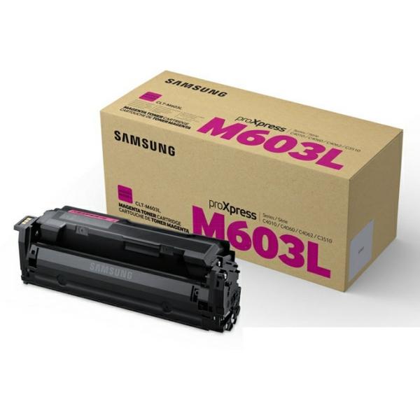 SAMSUNG CLT-M603L/ELS (M603L) TONER MAGENTA, 10K PAGES