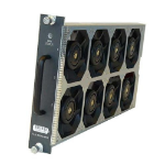 Cisco FAN-MOD-4HS= Black,Grey hardware cooling accessory
