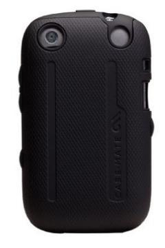 Tough Case F/blackberry 9320 Black