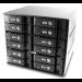 Vantec EZ Swap M2500 Black disk array