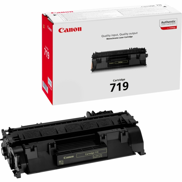 Canon 3479B002 (719) Toner black, 2.1K pages