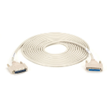 "Black Box 6m DB25 serial cable 236.2"" (6 m)"
