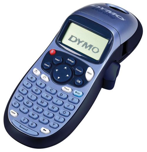 DYMO LABEL MAKER DYMO LETRA TAG LT100H ( EACH )