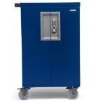 Bretford Core X Portable device management cart Blue