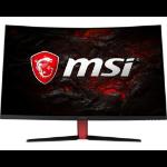 "MSI Optix AG32C computer monitor 80 cm (31.5"") Full HD Curved Matt Black"