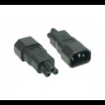 Hypertec 809067-HY power plug adapter C14 Black