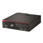 Fujitsu ESPRIMO D556 3.7GHz i3-6100 Desktop Black,Red