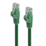 ALOGIC 0.3m Green CAT6 Network Cable