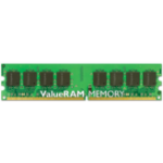 Kingston Technology ValueRAM 1GB 667MHz DDR2 Non-ECC CL5 DIMM memory module