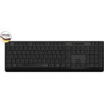 SPEEDLINK NIALA RF Wireless QWERTZ German Black