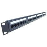 Connekt Gear 24 Port IDC Patch Panel Cat 5e