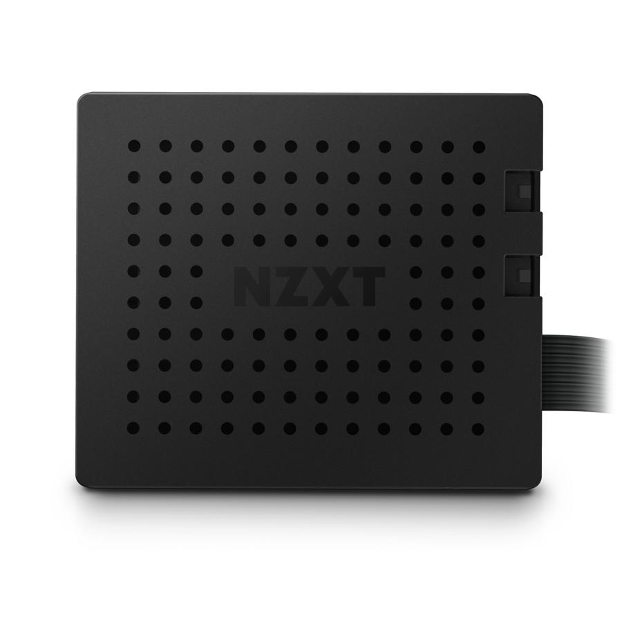 NZXT AC-2RGBC-B1 fan speed controller 5 channels Black