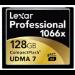 Lexar Professional 128GB CF Card 128GB CompactFlash memory card