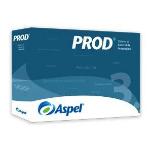 Aspel Prod 3.0, 1u, 99emp dir