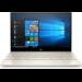 "HP ENVY 13-aq1001ns Oro Portátil 33,8 cm (13.3"") 1920 x 1080 Pixeles Intel® Core™ i7 de 10ma Generación 16 GB DDR4-SDRAM 512 GB SSD Windows 10 Home"