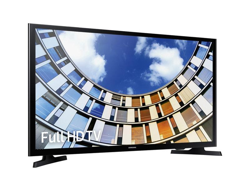 "Samsung UE49M5000AK 49"" Full HD Black LED TV"