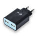 i-tec CHARGER2A4B mobile device charger Indoor Black