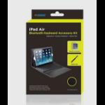 mBeat iPad Air 1/2 Bluetooth Keyboard and Accessory Kit