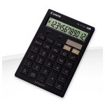 Canon HS-121TGA Pocket Display calculator Black