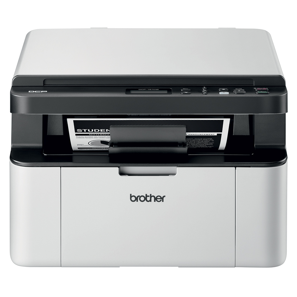 Dcp-1610w - Multi Function Printer - Laser - A4 - USB / Ethernet / Wi-Fi