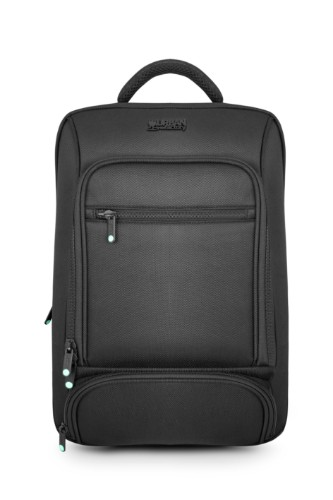 "Urban Factory Mixee Laptop Backpack 15.6"" Black"
