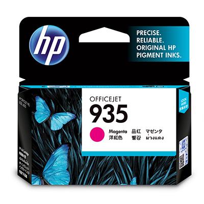 HP 935 Magenta Original Ink Cartridge 1 pieza(s)