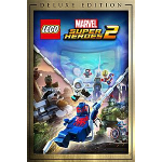 Warner Bros LEGO Marvel Super Heroes 2 Deluxe Edition Deluxe PC Multilingual video game