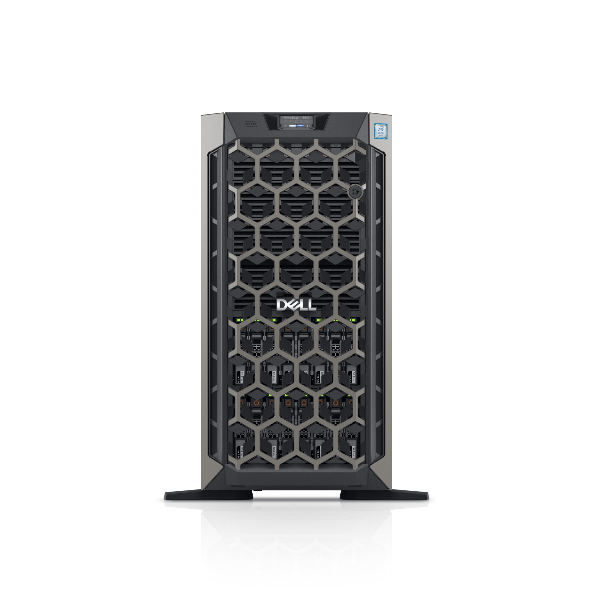 DELL PowerEdge T640 server 2 1 GHz Intel® Xeon® 4110 Tower 750 W