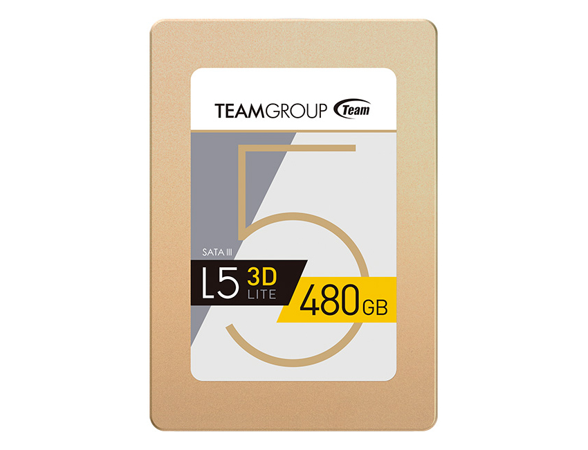 Team Group L5 LITE 3D 480 GB Serial ATA III 2.5""