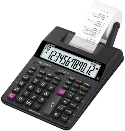 Casio HR-150RCE calculator Desktop Printing Black