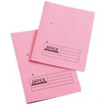 Rexel Jiffex A4 Transfer File Pink (50)
