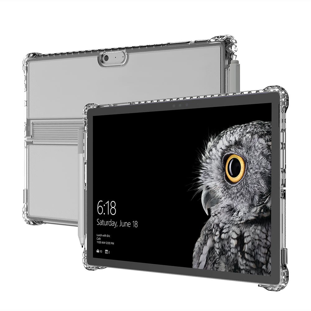 "Incipio Octane Pure 12.3"" Folio Transparent"