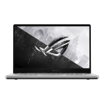 "ASUS ROG GA401IU-HE017T notebook White 35.6 cm (14"") 1920 x 1080 pixels AMD Ryzen 7 16 GB DDR4-SDRAM 512 GB SSD NVIDIA® GeForce® GTX 1660 Ti Wi-Fi 6 (802.11ax) Windows 10 Home"