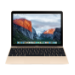 "Apple MacBook 1.1GHz m5-6Y54 12"" 2304 x 1440pixels Gold Notebook"