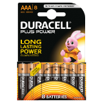Duracell MN2400B8 household battery Single-use battery AAA Alkaline