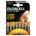 Duracell MN2400B8 household battery Single-use battery AAA Alkaline