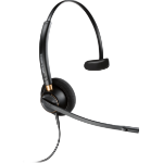 Plantronics Encorepro HW510D Monaural Head-band Black headset