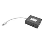 Tripp Lite 2-Port Mini DisplayPort to HDMI Hub, DP1.2, TAA