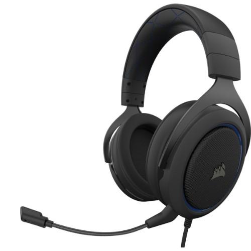 Corsair HS60 PRO STEREO Headset Head-band Black, Blue