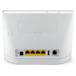 HUAWEI B315s-607,LTE Cat 4 Up to 150 Mbps,WiFi 802.11b/g/n,Supports 32 simultaneous users/devices,1x Tel po