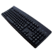 Accuratus KYBAC260-UBLKEURO keyboard USB QWERTY English Black