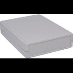Altronics 135Wx185Dx40Hm Deluxe Utility Enclosure
