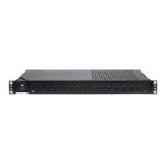 Digi Hubport/14 hub & concentrator 480 Mbit/s Zwart