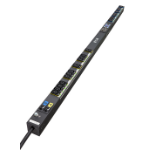 Eaton EMAB04 24AC outlet(s) 0U Black power distribution unit (PDU)